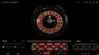 ベラジョンカジノ-Live VIP Roulette