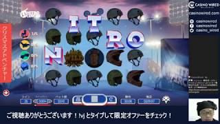 カジノワイヤード・動画配信 エピソード28: Nitro Circus, Dwarf Mine-炭鉱夫のカメラ目線…
