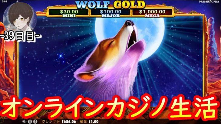 オンラインカジノ生活-39日目-【ベラジョンカジノ】
