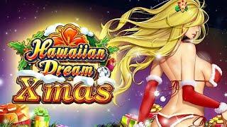 【オンラインカジノ】Hawaiian Dream X'mas【クリぼっち】