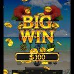 ベラジョンカジノでスロット「Hawaiian Dream」を250回、回してみた。