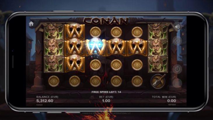 コナンビデオスロットは今人気向上のオンラインカジノゲーム!
