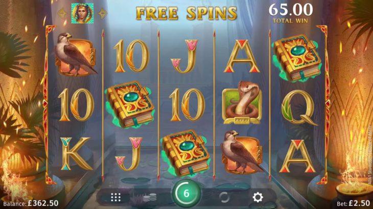 アテネのブックスロットオンラインカジノゲーム!