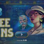 ベラジョンカジノで遊べるスロット TEMPLE OF TUT
