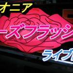【ライブ配信】パチスロ4号機 パイオニア ローズフラッシュ
