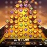 【スロット】ゴールド・ボルケーノ(Gold Volcano)フリースピン動画【オンラインカジノ】