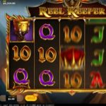 ベラジョンカジノ デイリージャックポット【Reel Keeper】プレイ動画 ジャックポットは的中するか